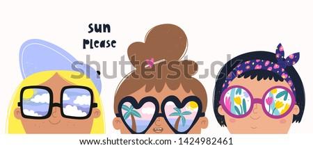 sun please set of three