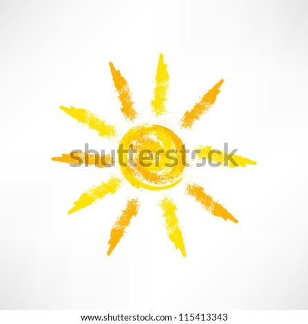 Sun symbol