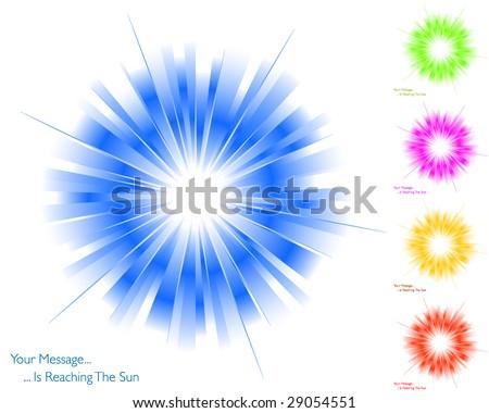 Sunburst collection 6/6