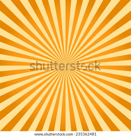 sunburst pattern  ray