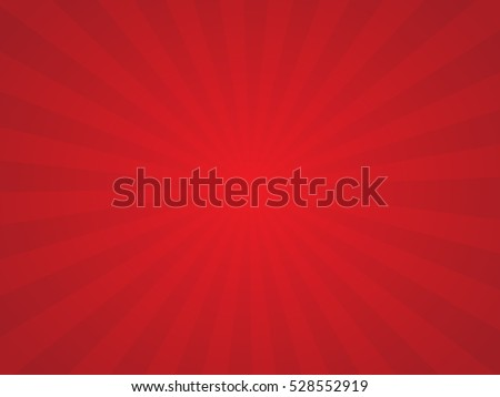 stock-vector-sunburst-red-background