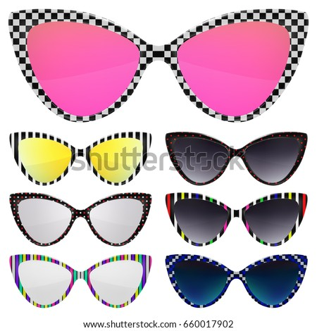 sunglasses set trendy