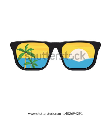 sunglasses the concept of a