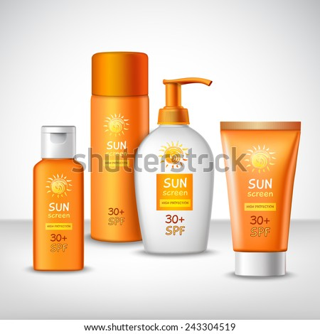 sunscreen protection sun care