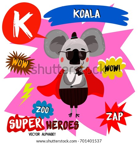 super big set cute vector zoo
