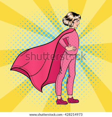super girl girl super hero
