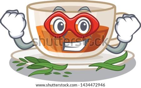 super hero darjeeling tea in