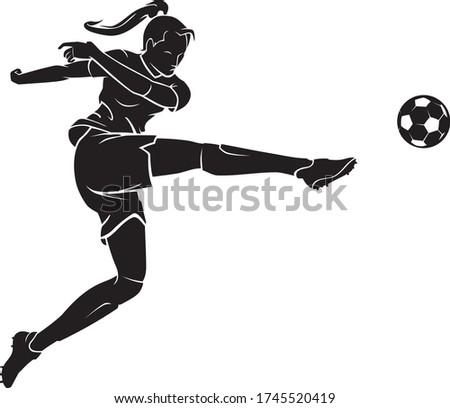 super kick soccer female