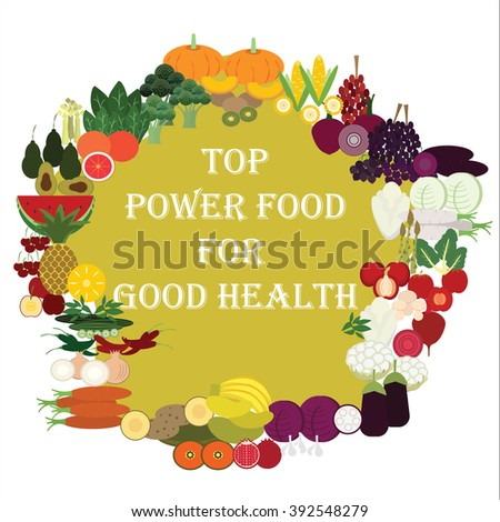 super power food for good health
