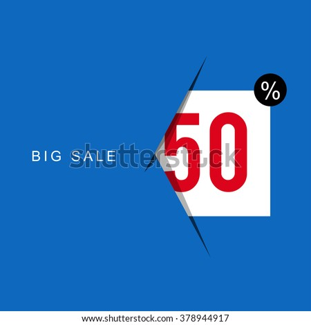 Super Sale banner on colorful background. Sale background. Big sale. Sale tag. Sale poster. Sale vector. Geometric design. Super Sale and special offer.
