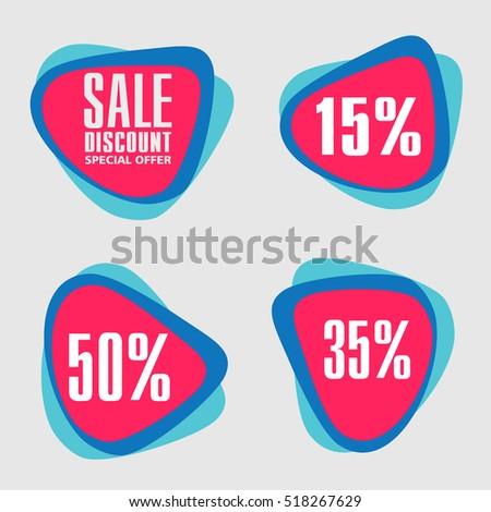 super sale  paper banner  sale