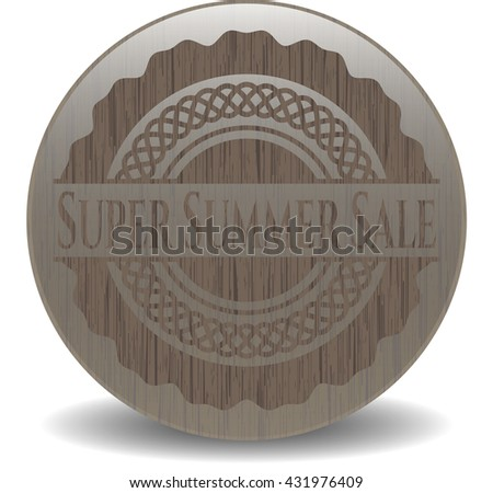 Super Summer Sale wood emblem