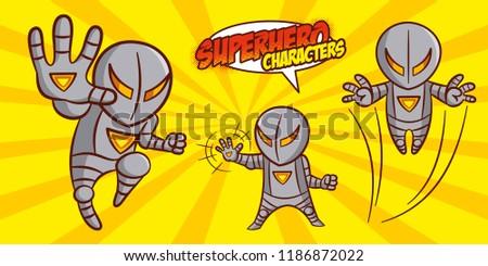 superhero character superheroes