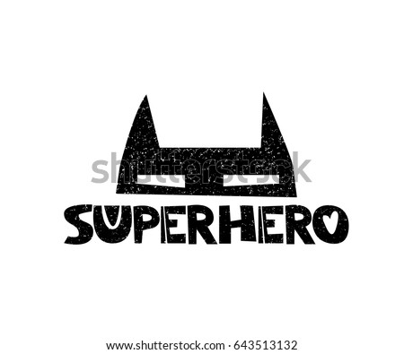 superhero little herohand