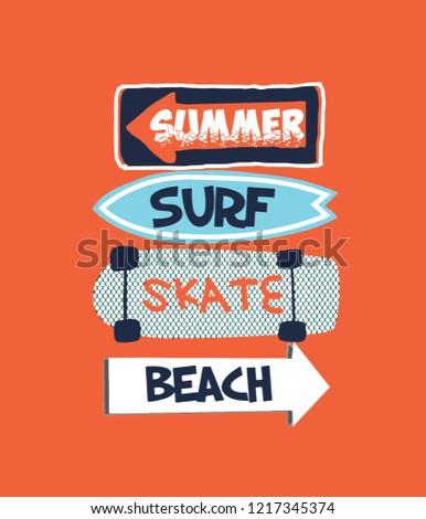 surf beach slogans #1217345374