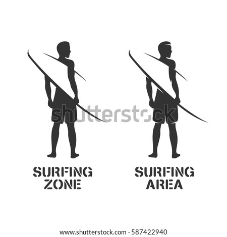 surfing related wall art