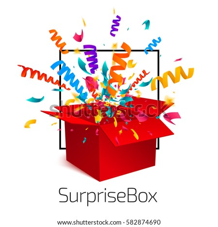 surprise box download free vector art stock graphics images