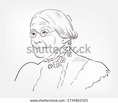 susan b anthony famous