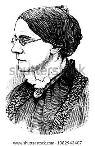 susan b anthony  1820 1906