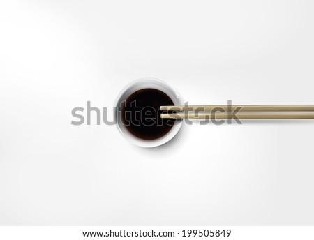 sushi background vector eps 10