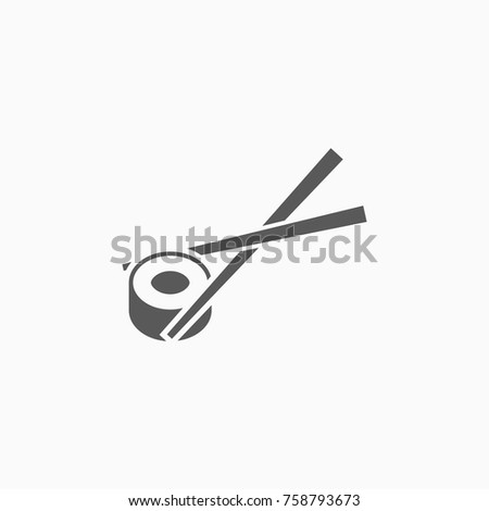 sushi icon, sushi vector