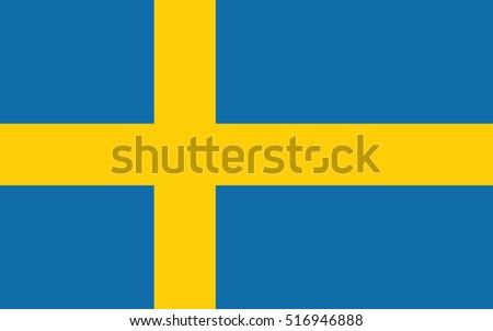 Sweden Flag : Sweden Flag