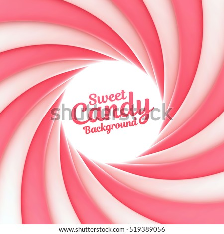 sweet candy background with