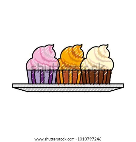 sweet cupcakes icon