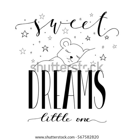sweet dreams little one quote
