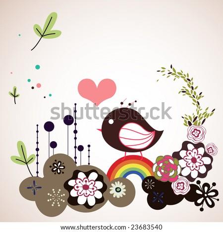 sweet garden bord