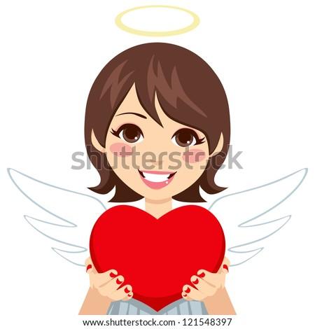 sweet innocent looking angel