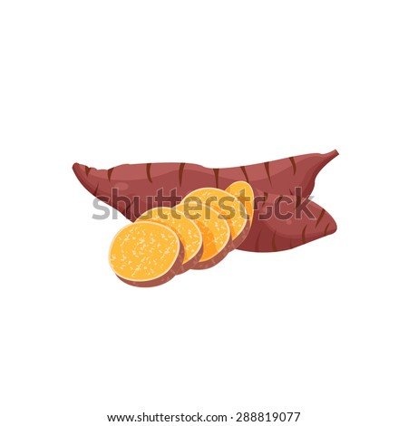 sweet potato design