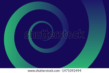 swirl modern abstract vector