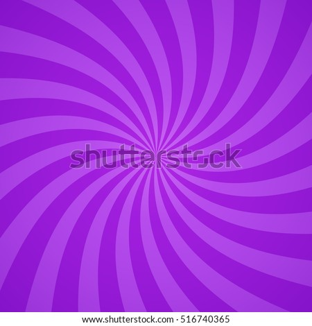 swirling radial bright purple