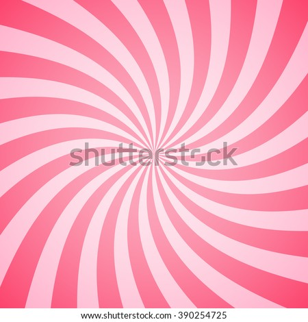 swirling radial pattern
