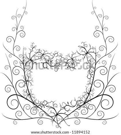 swirl. symbol. tattoo