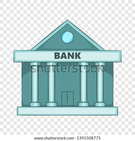 Swiss Bank icon. Cartoon illustration of Swiss bank vector icon for web design