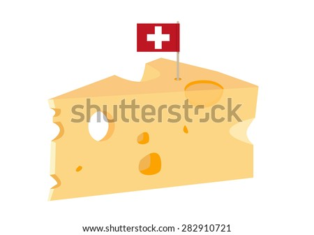 swiss cheese with holes known