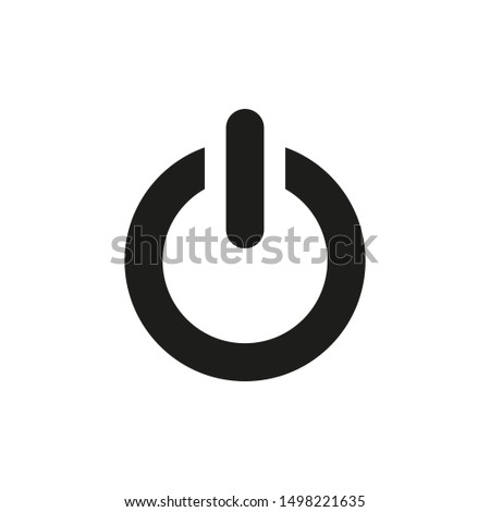 switch icon symbol vector on