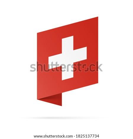 switzerland flag state symbol