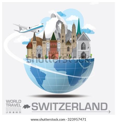 switzerland landmark global