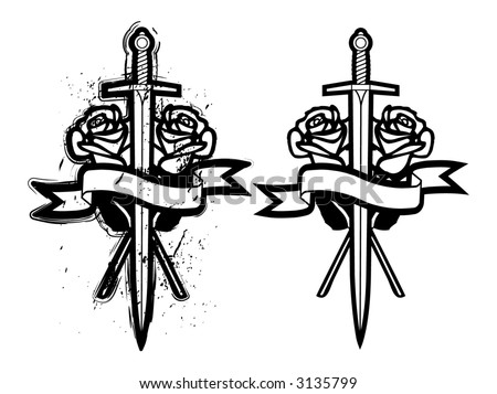 Sword And Rose