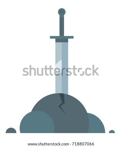 sword in stone king arthur's