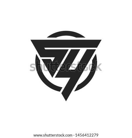 sy  ys  s4  4s triangle logo