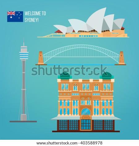 sydney architecture tourism