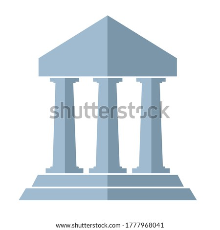 symbol ancient rome building