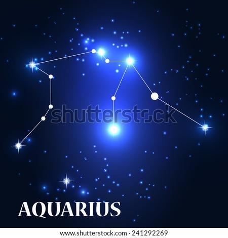 symbol  aquarius zodiac sign