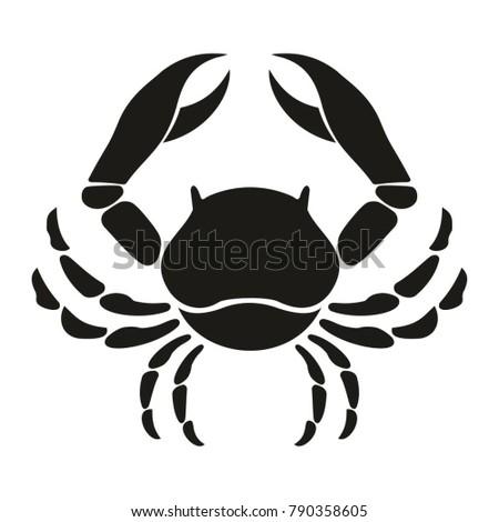 symbol crab sea