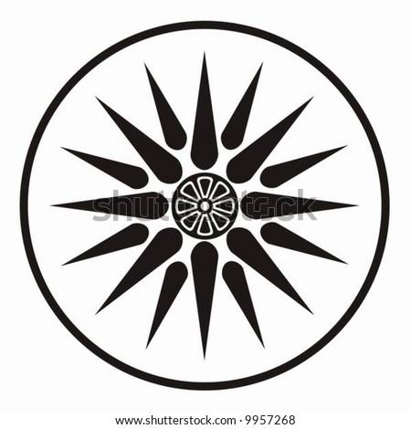 Alexander Shield Greek Shield 3d Illustration Free Image 107479502