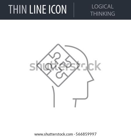symbol of logical thinking....